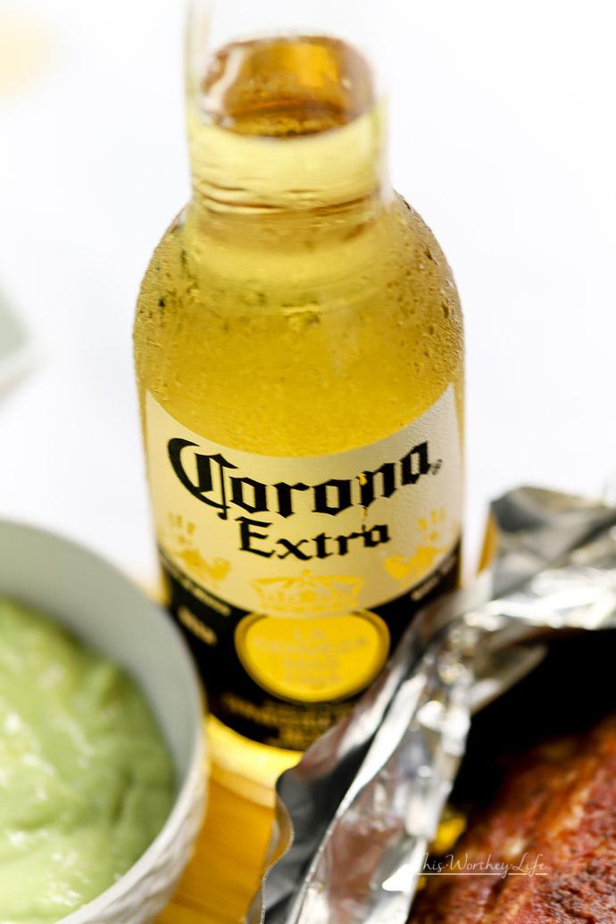 taco recipes that pairs with Corona