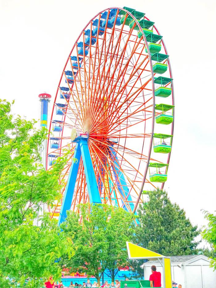 Best things to do at Cedar Point- Cedar Point Bucket List