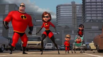 Incredibles 2 Cast Interview List