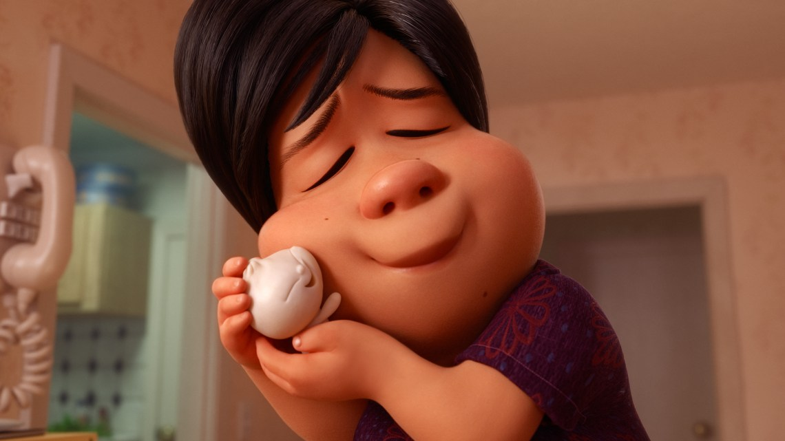 Pixar's Short Film Bao