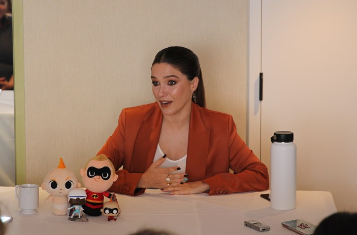 Sophia Bush On Incredibles 2, Activism + 30 Day Challenge