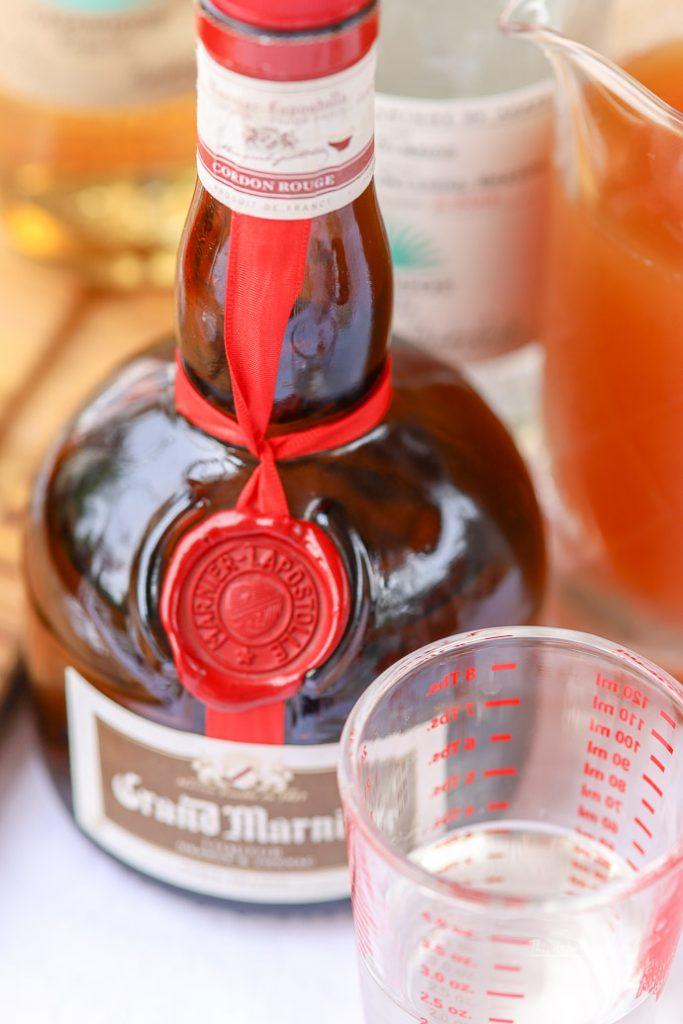Easy Apple Cider Margaritas