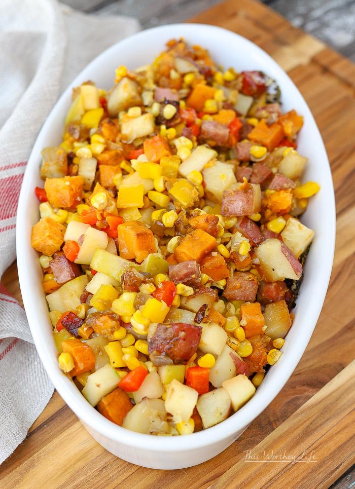 The Best Brunch Potato Dish