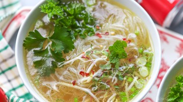 Easy recipe for Chicken Spicy Pho
