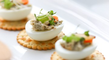 How to make Chicken Salad Deviled Eggs