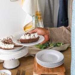 Pie Bar Dessert Idea