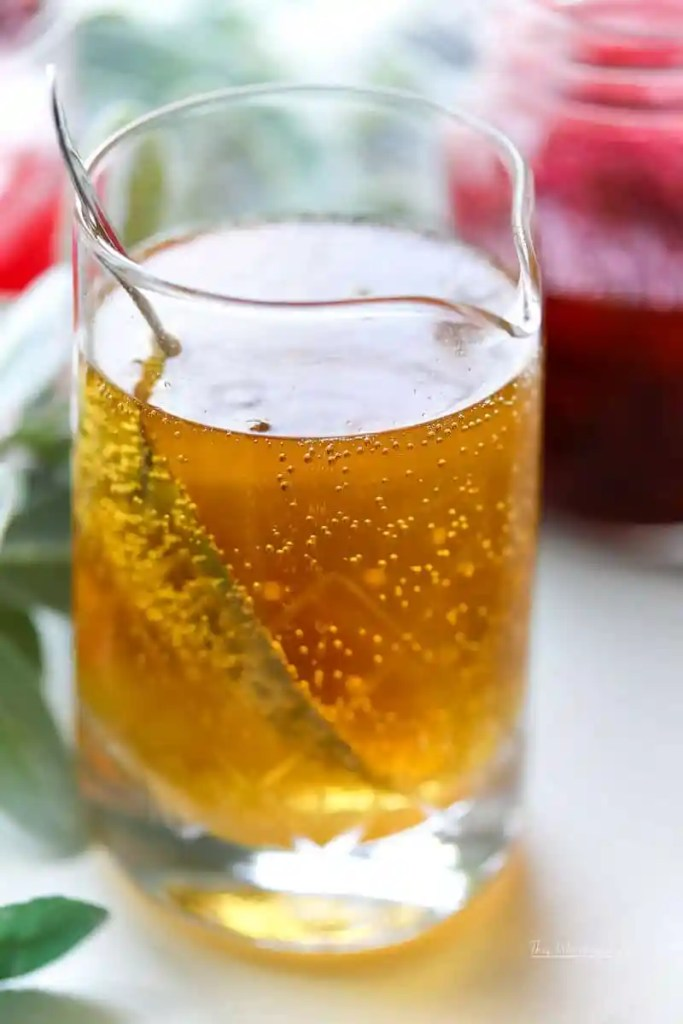 how to make Cranberry Tea Punch