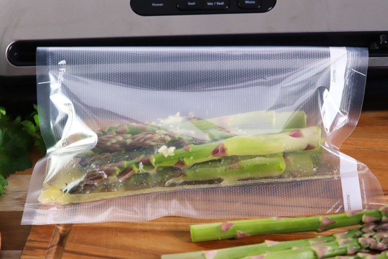 The Best way to store veggies in the freezer