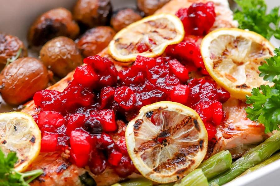 The Top Salmon Recipe