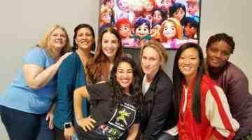 Pamela Ribon, The Genius behind Ralph Breaks the Internet Princess Scene