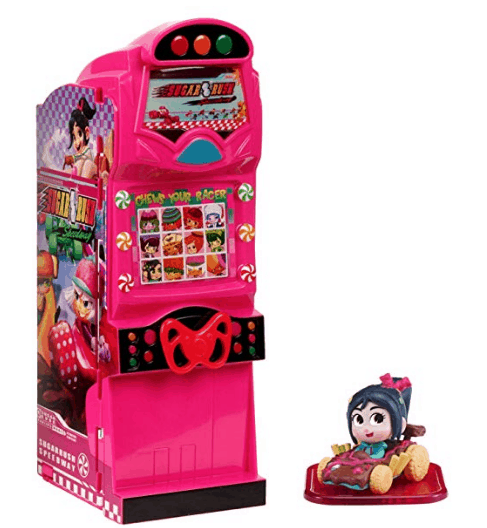 Disney's Ralph Breaks The Internet Power Pac Display - Sugar Rush Videogame