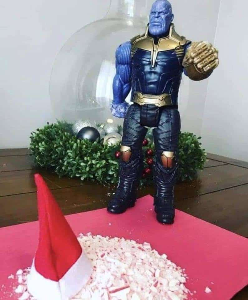 Elf and Marvel
