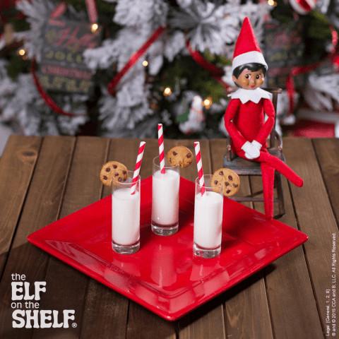 black girl elf on the shelf ideas