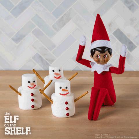 black boy elf on the shelf ideas