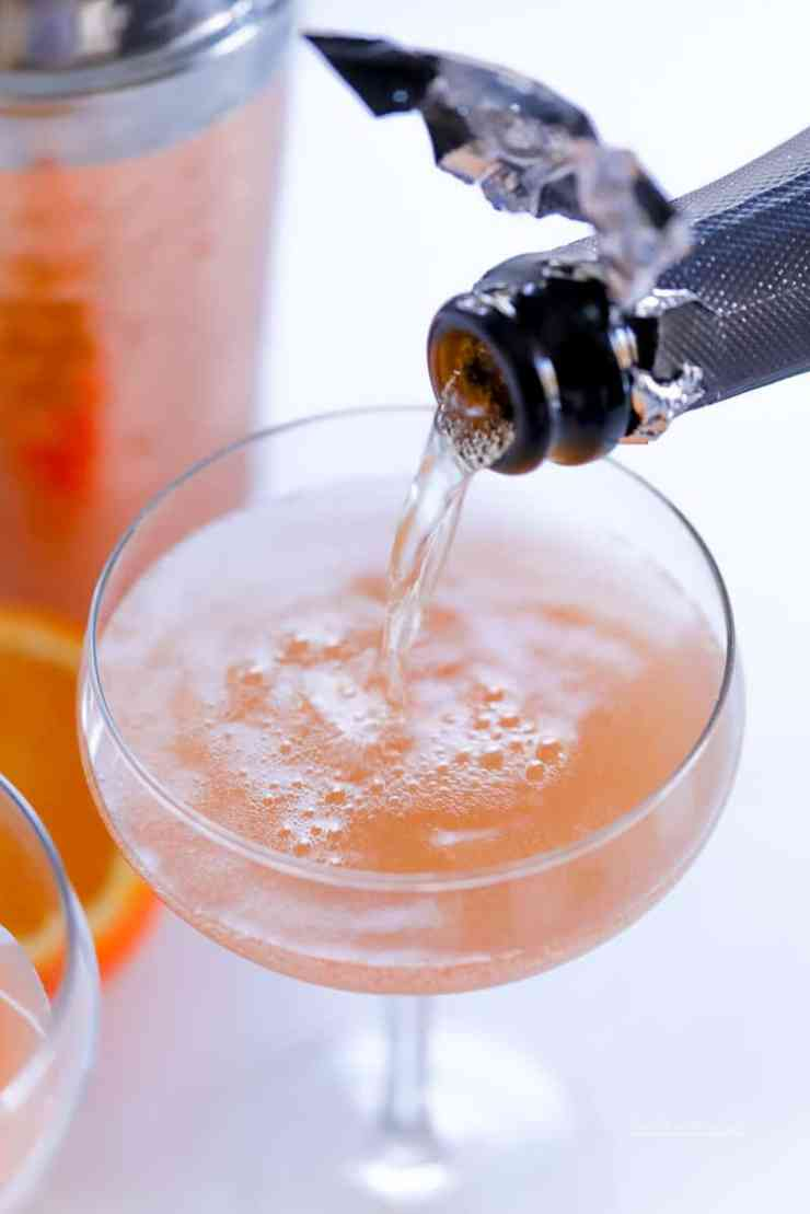 New Year Cocktail idea | The Resolution Cocktail