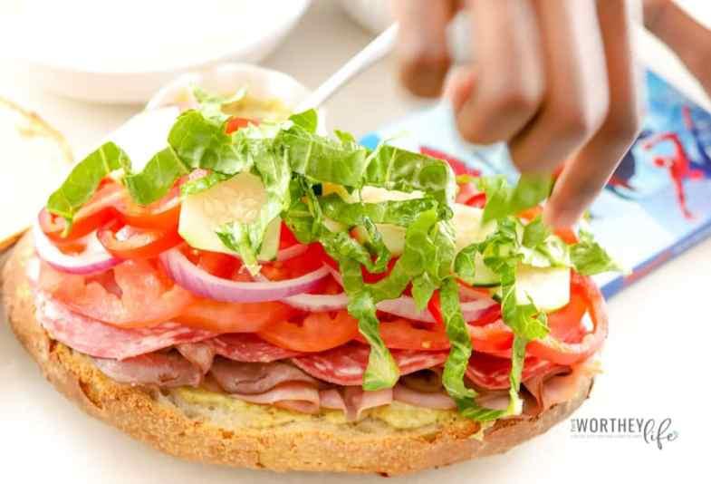 The Best Toppings for Hero Sandwichs