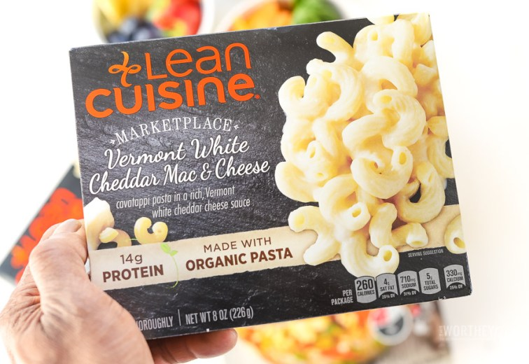 The Healthiest Frozen Mac and Cheese