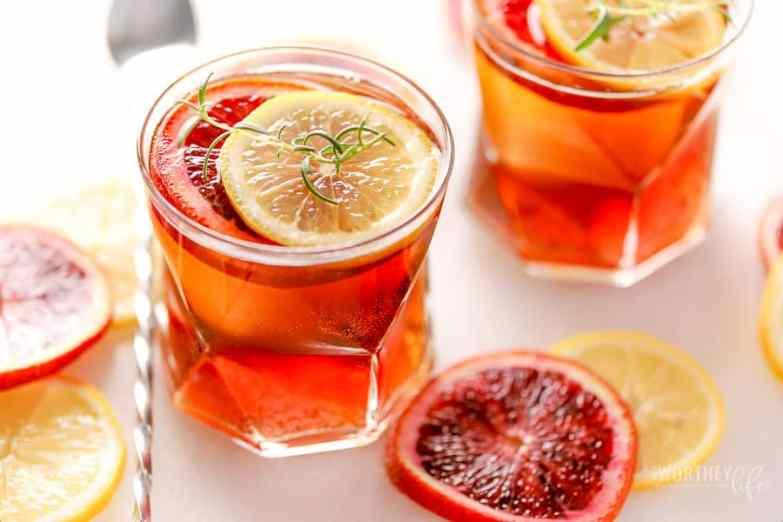Coca-Cola® Orange Vanilla Cocktail idea