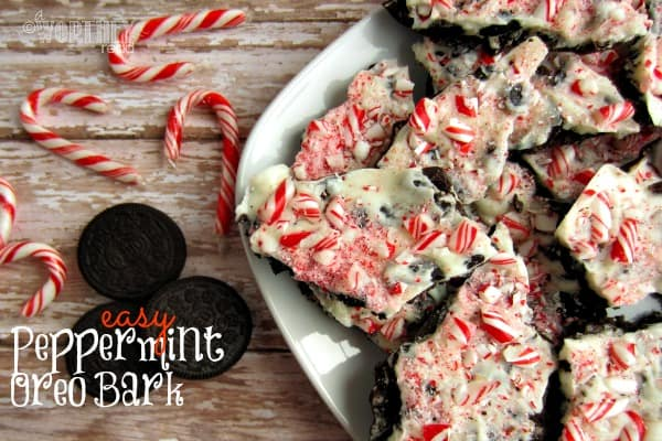 How to make Peppermint Bark- With Oreos