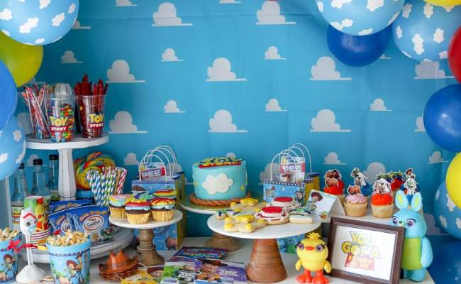 Toy Story 4 Theme Party This Worthey Life Food
