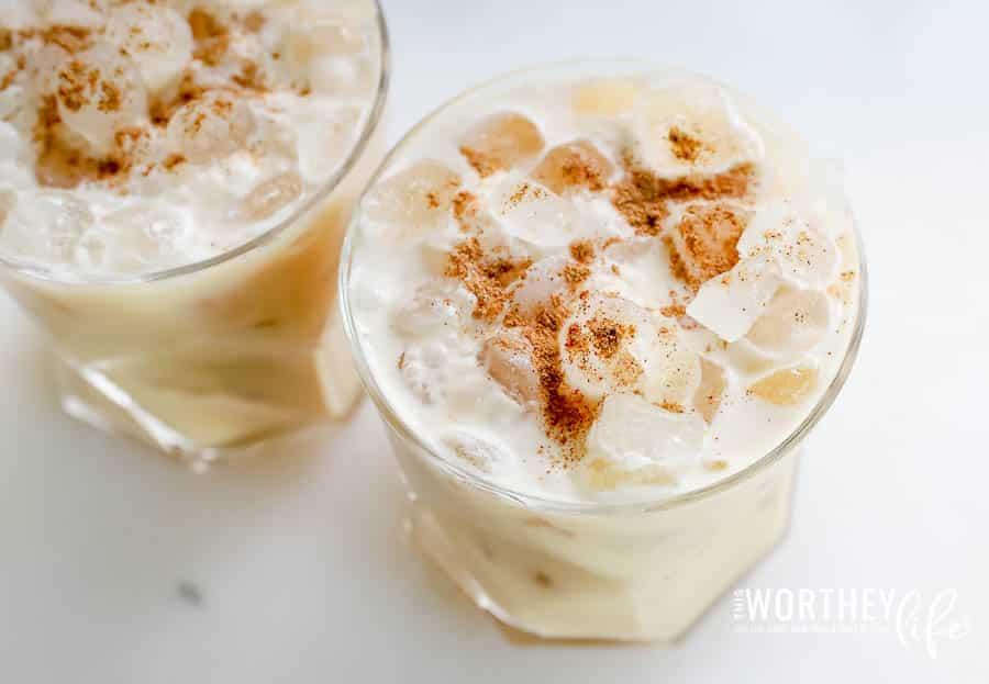 Simple Gingerbread Coffee recipe