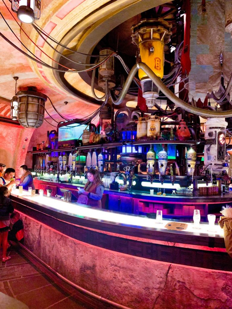 Oga's Cantina on Galaxy's Edge: Everything You Need to Know