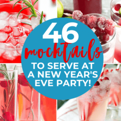 Mocktail recipes to try this year!