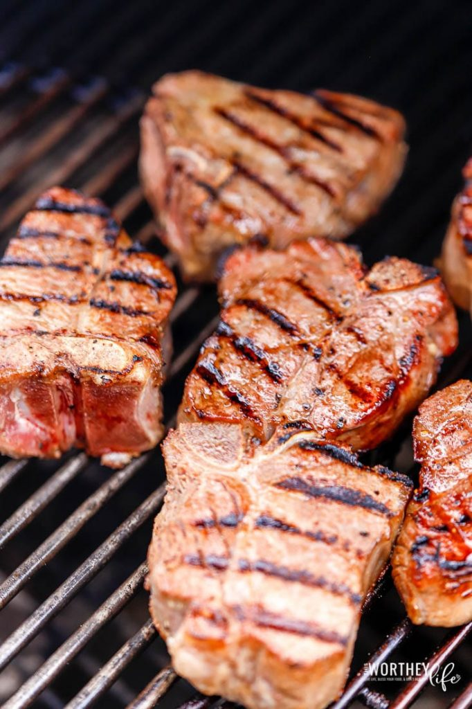The Best Grilled Lamb Chops