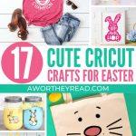 Easter craft ideas using a Cricut