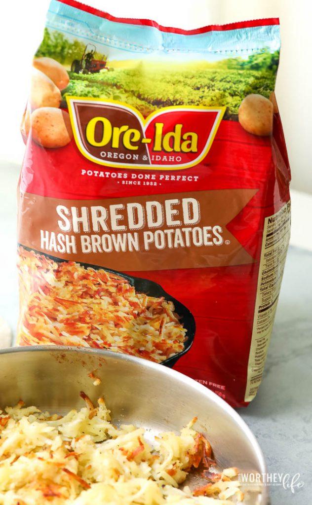 Hash Brown Taco Recipe