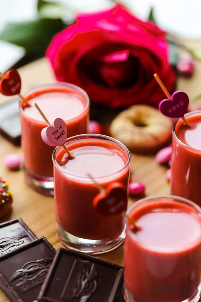 the best sweetest day drinks