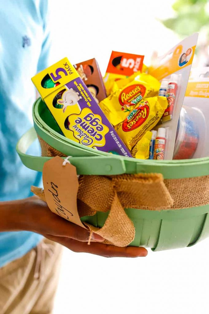 Easter baskets for Teens