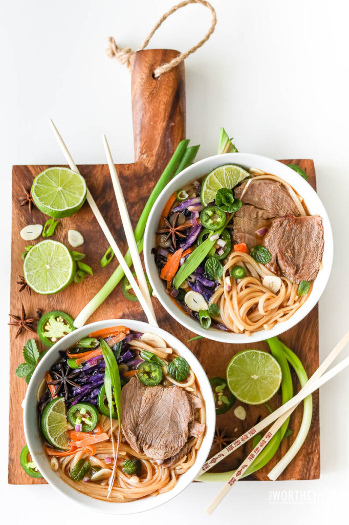 traditional vietnamese beef pho recipe