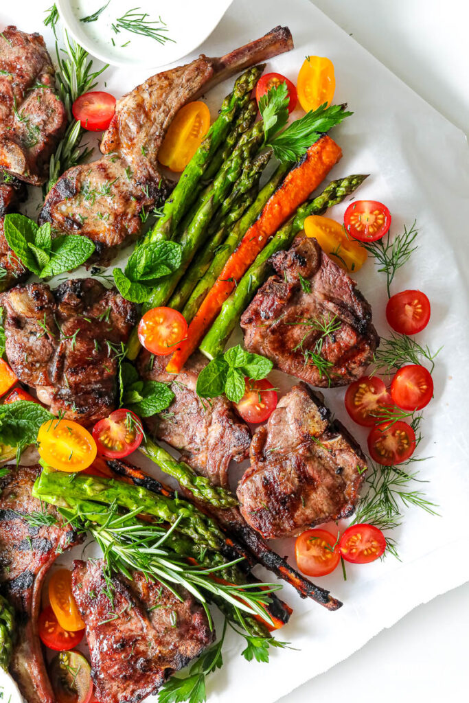 the best herbs for lamb