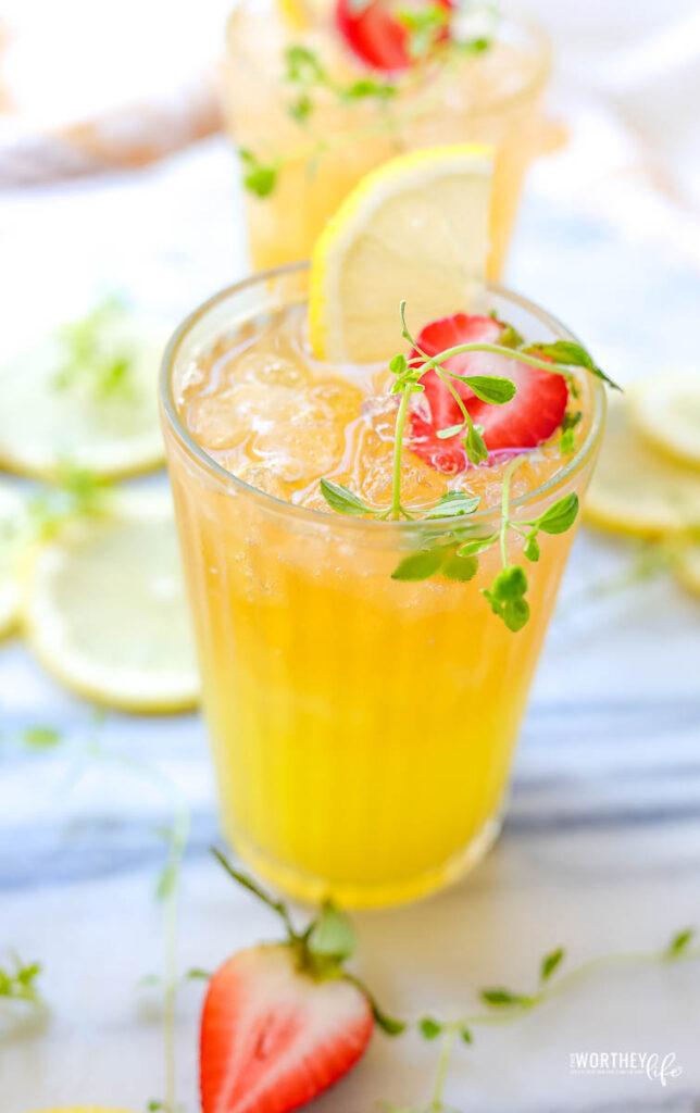 Arnold Palmer Cocktail