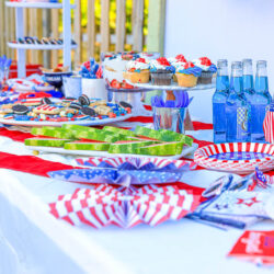 Celebrate 4th of July Party Idea