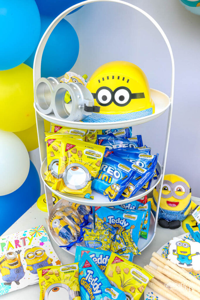 New Minions merch now available