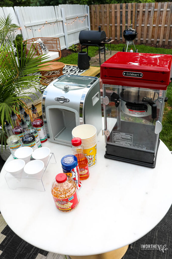 best popcorn machine maker
