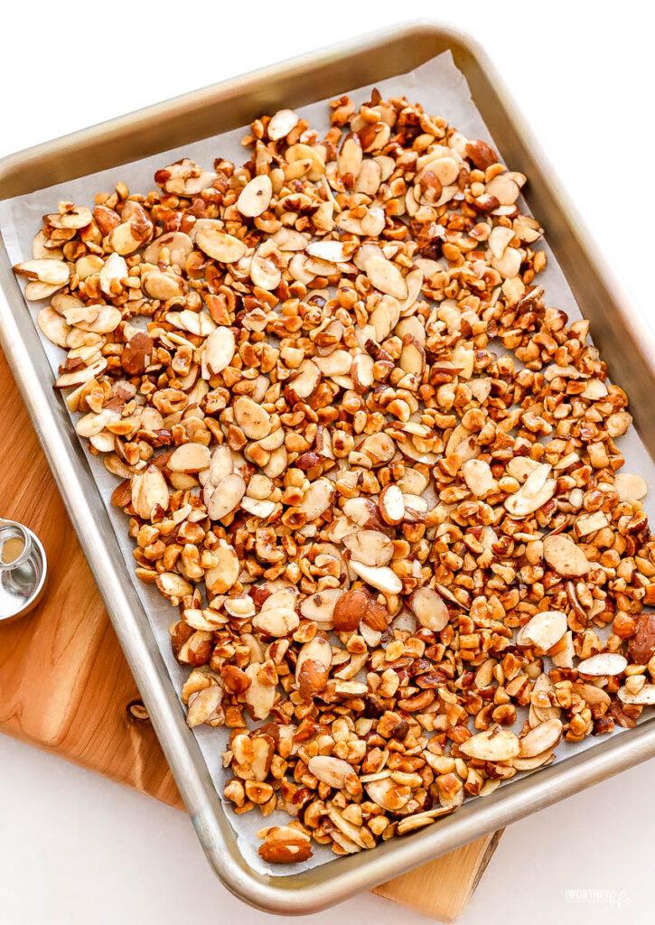 rockford t honeypot nutty nuts
