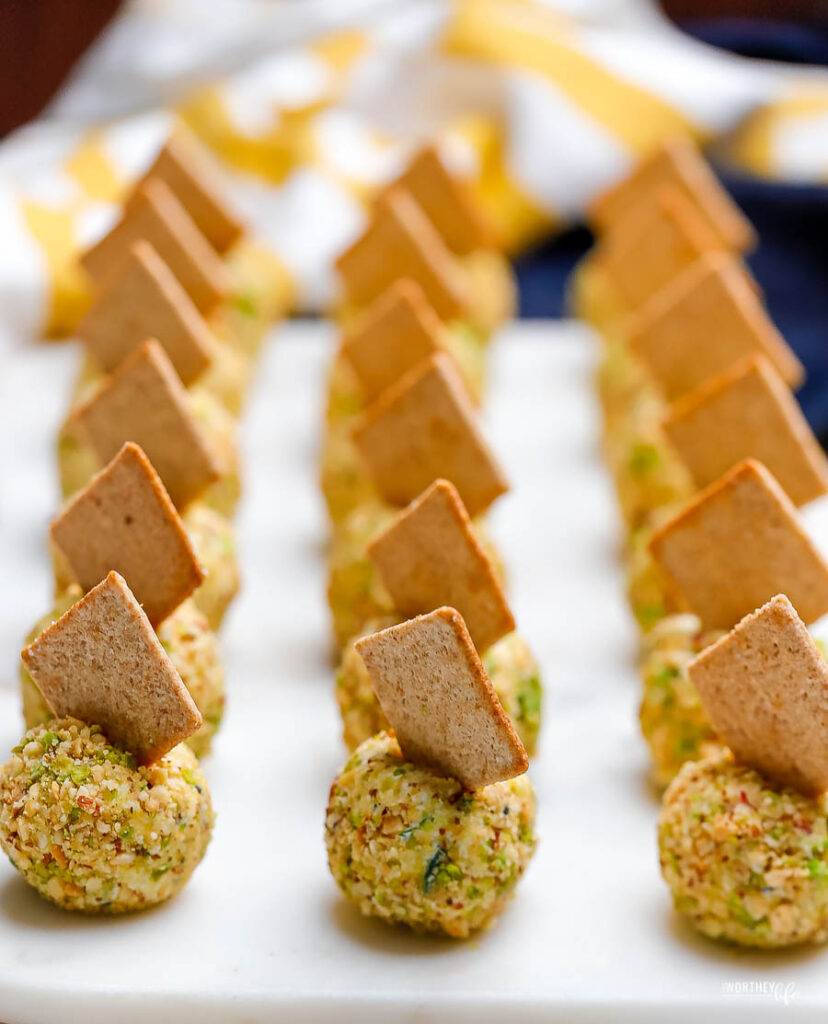 how to make mini appetizers