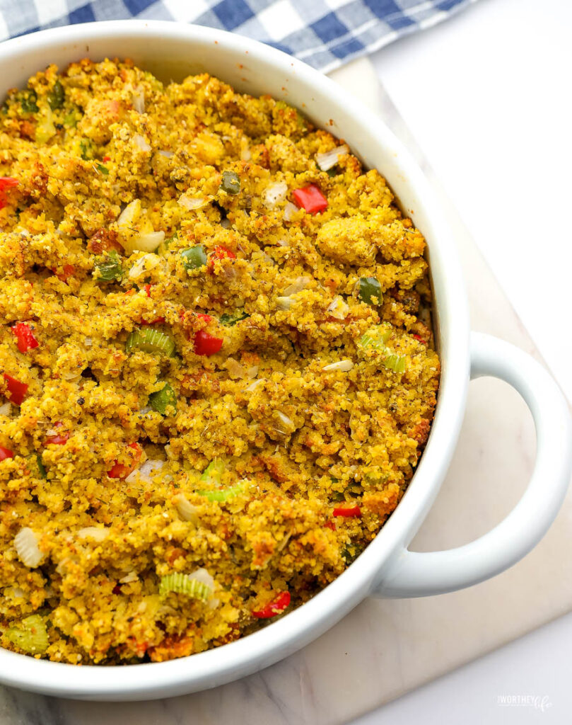Can I freeze stuffing or dressing?