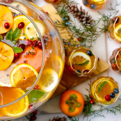 the best holiday punches