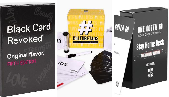 Black Culture Card Games