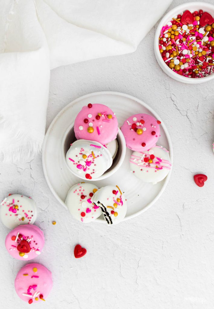 easy valentine's day desserts that are quick