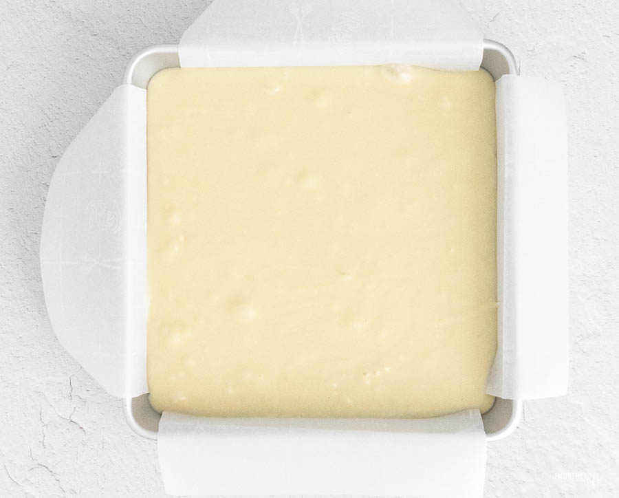 What is white fudge made of?