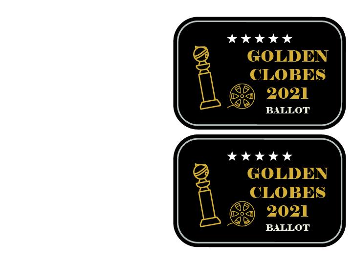 free golden globe ballots for 2021