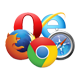Cross Browser Supports