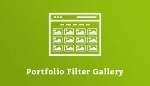 Portfolio Filter Gallery WordPress Plugin