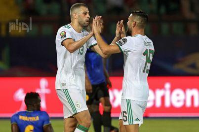 AFCON 2019 - Tanzania vs Algeria