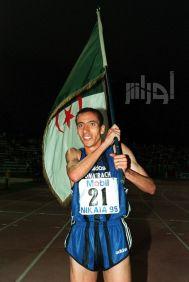Noureddine Morceli نور الدين مرسلي
